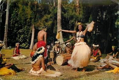 "CPSM  TAHITI ""Danseuse de Otea"""