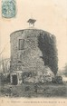 "93 Seine Saint Deni / CPA FRANCE 93 ""Bobigny, ancien moulin de la Folie Henri IV"""