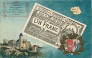 """32 Ger / CPA FRANCE 32 """"Chambre de Commerce du Gers"""" / BILLET"""
