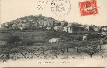 """/ CPA FRANCE 83 """" Pierrefeu, vue générale"""""""