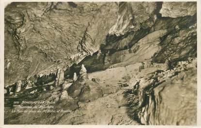 """CPA SUISSE """"Jura Suisse, grottes de Milandre"""""""
