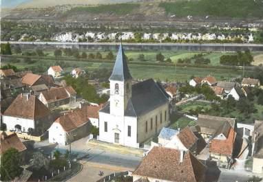 """/ CPSM FRANCE 68 """"Kembs, l'église et vue panoramique"""""""