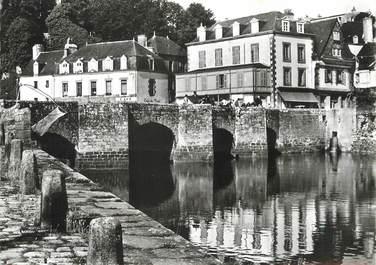 """/ CPSM FRANCE 56 """"Auray Saint Goustan, le vieux pont de Pierre"""""""