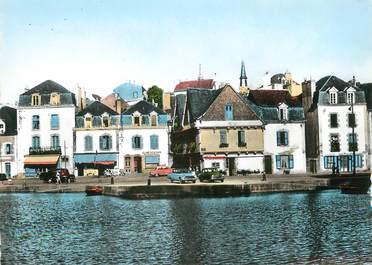 """/ CPSM FRANCE 56 """"Auray Saint Goustan, le quai"""""""