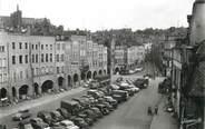 """57 Moselle / CPSM FRANCE 57 """"Metz, la place Saint Louis et les Arcades"""""""
