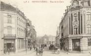 """59 Nord / CPA FRANCE 59 """"Armentières, rue de la gare """""""