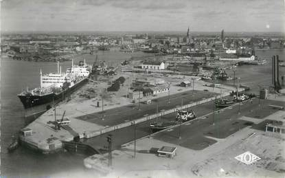 """/ CPSM FRANCE 59 """"Dunkerque, Panorama du port"""""""