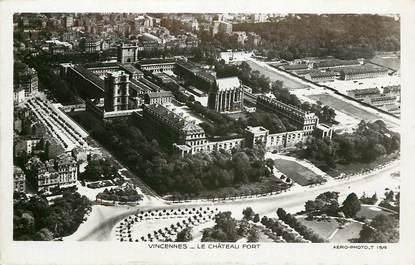 """CPSM FRANCE 94 """"Vincennes, le Château fort"""""""