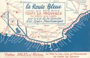 """13 Bouch Du Rhone / CPA FRANCE 13 """"Arles, la route bleue"""""""