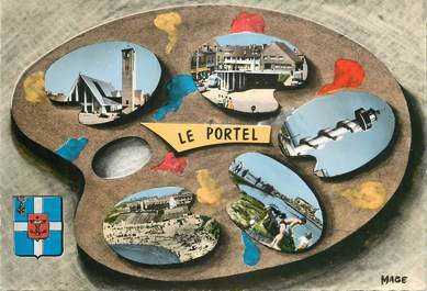 "CPSM FRANCE 62 ""Le  Portel"""
