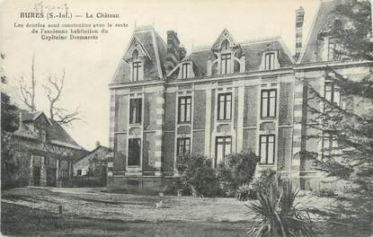 """/ CPA FRANCE 76 """"Bures, le château """""""