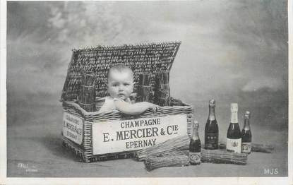 """/ CPA FRANCE 51 """"Epernay"""" / CHAMPAGNE"""