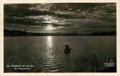 """CPSM FRANCE 74 """"Le Lac"""""""