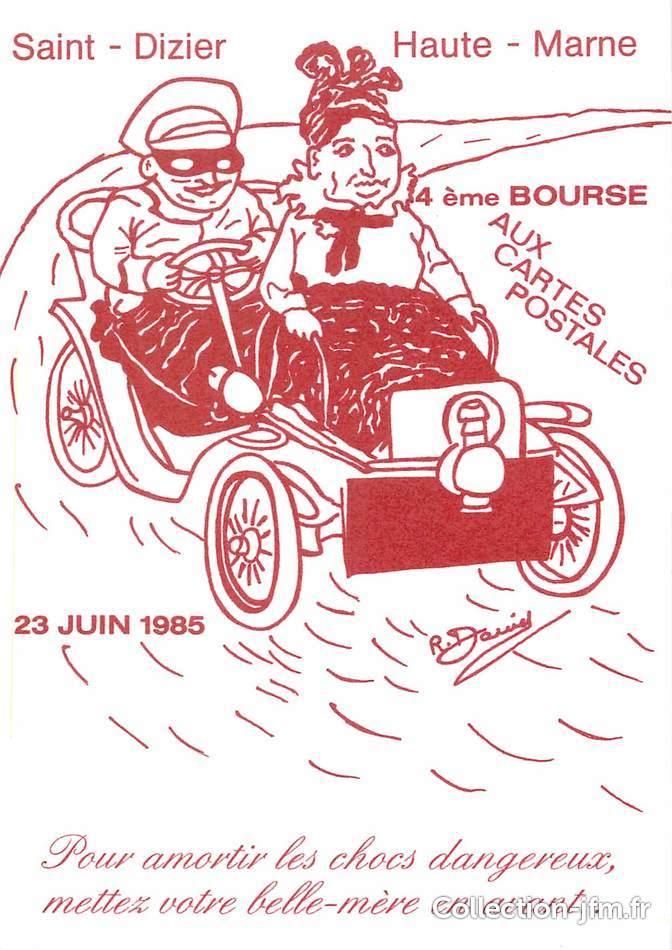 Cpsm france 52 saint dizier bourse aux cartes postales for Saint dizier haute marne