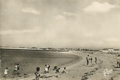 """/ CPSM FRANCE 56 """"Etel, la plage"""""""