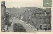 """54 Meurthe Et Moselle / CPA FRANCE 54 """"Longuyon, rue de la Halle"""""""