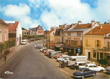 """/ CPSM FRANCE 91 """"Draveil, place de la République"""""""