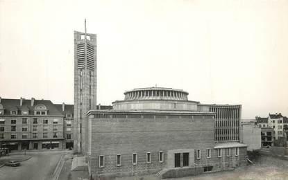 """/ CPSM FRANCE 56 """"Lorient, église Notre Dame de Victoire"""""""