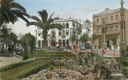 """CPSM MAROC """"Larache, Place 'Espagne"""""""