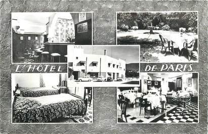 """CPSM MAROC """"Beni mellal, Hotel de Paris"""""""