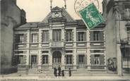 """61 Orne / CPA FRANCE 61 """"Trun, hôtel de ville"""""""