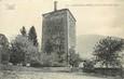 """/ CPA FRANCE 38 """"Allevard les Bains, tour du Treuil"""""""