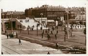 """33 Gironde CPSM FRANCE 33 """"Bordeaux, le port autonome, les grands escaliers du quai"""""""