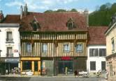 """27 Eure / CPSM FRANCE 27 """"Ivry La Bataille, maison où logea Henri IV après la Bataille du 14 mars 1590"""""""