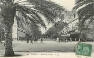 """Tunisie CPA TUNISIE """"Tunis, avenue de France """""""