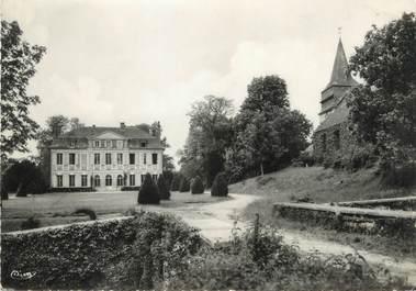 """/ CPSM FRANCE 27 """"Château de provemont, le clos Vert"""""""
