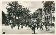 """Tunisie CPSM TUNISIE """"Tunis, place de la Résidence """""""
