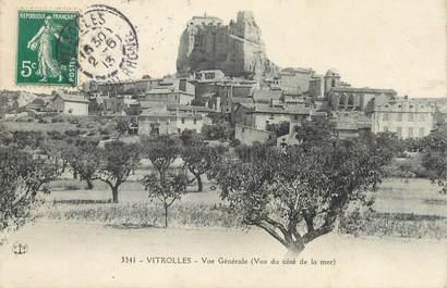 """/ CPA FRANCE 13 """"Vitrolles, vue générale """""""