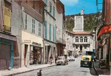 """/ CPSM FRANCE 13 """"Auriol, rue de l'Hôtel de vilel"""""""