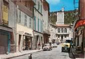 """13 Bouch Du Rhone / CPSM FRANCE 13 """"Auriol, rue de l'Hôtel de vilel"""""""