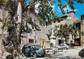"""13 Bouch Du Rhone / CPSM FRANCE 13 """"Auriol, place Sainte Barbe """""""