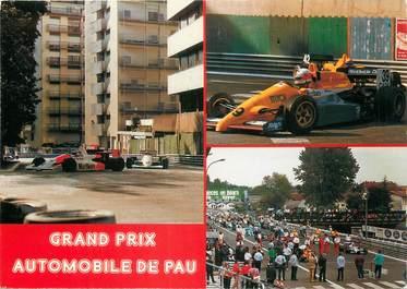 """/ CPSM FRANCE 64 """"Pau, grand Prix Automobile dans la cité"""""""