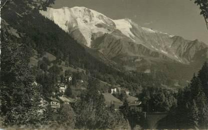 """/ CARTE PHOTO FRANCE 74 """"Saint Gervais les Bains"""""""