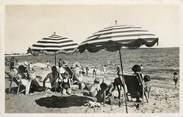 """06 Alpe Maritime CPSM """"Cannes, plage du Midi, Bains de Soleil"""""""