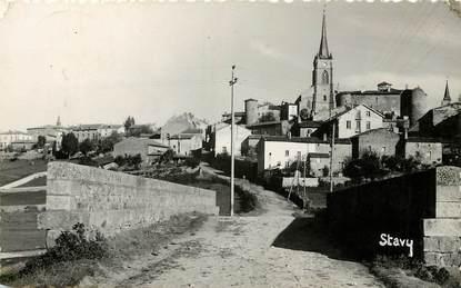 """CPSM FRANCE 43 """"Saint Pal en Chalençon"""""""