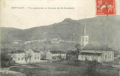 """/ CPA FRANCE 01 """"Bettant, vue générale et coteau de Saint Germain"""""""