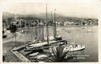 "CPSM FRANCE 83 ""Sanary sur mer"""