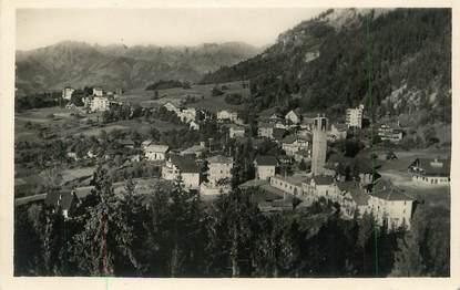 """/ CPSM FRANCE 74 """"Plateau d'Assy, vue générale et les Aravis"""""""