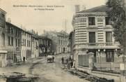 """43 Haute Loire CPA FRANCE 43 """"Saint Didier, Rte Nationale"""""""