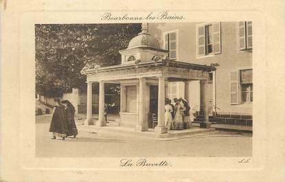 """/ CPA FRANCE 52 """"Bourbonne les Bains, la buvette"""""""