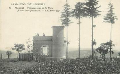 """/ CPA FRANCE 70 """"Vesoul, l'observatoire de la Motte"""""""