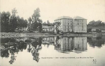 """/ CPA FRANCE 87 """"Aixe Sur Vienne"""", les moulins du Tarn"""""""