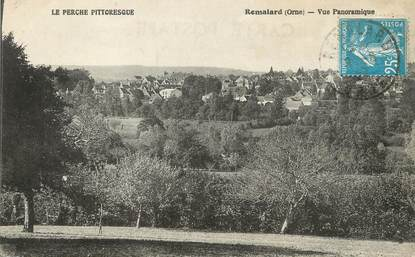"/ CPA FRANCE 61 ""Remalard, vue panoramique"""