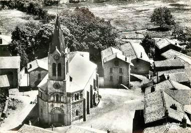 """CPSM FRANCE 43 """"Sanssac l'Eglise, L'Eglise"""""""