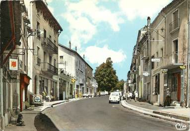 "CPSM FRANCE 43 ""Pradelles en Velay, avenue du Puy"""