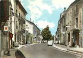"""43 Haute Loire CPSM FRANCE 43 """"Pradelles en Velay, avenue du Puy"""""""